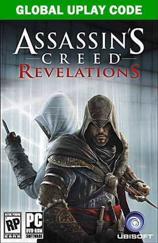 Assassin s Creed - Revelations (Global UPLAY Code) (PC) PC Game
