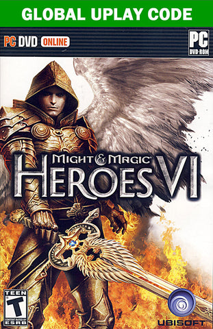 Might and Magic Heroes VI (Global UPLAY Code) (PC) PC Game