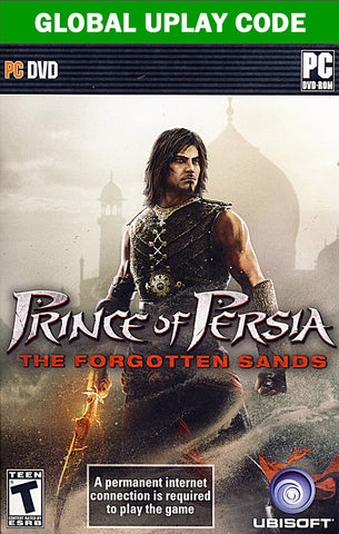 Prince of Persia - The Forgotten Sands (Global UPLAY Code) (PC) PC Game