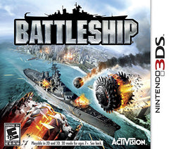 Battleship (Bilingual Cover) (3DS)