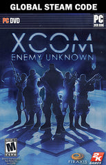 XCOM - Enemy Unknown (Global STEAM Code) (PC)