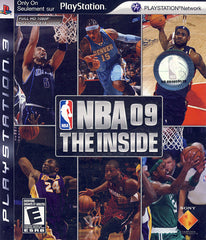 NBA 09 - The Inside (Bilingual Cover) (PLAYSTATION3)