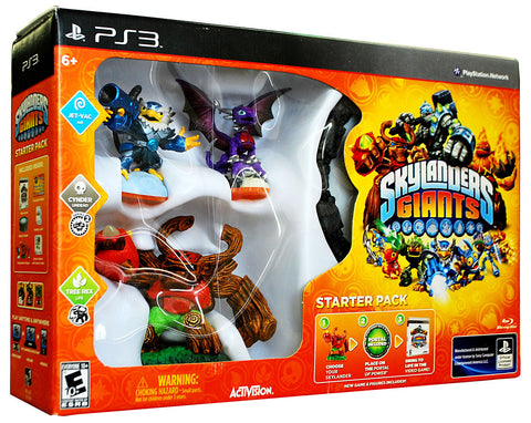 Skylanders Giants Starter Pack (PLAYSTATION3) PLAYSTATION3 Game