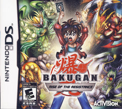 Bakugan - Rise of the Resistance (DS)
