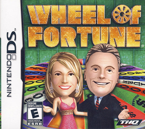 Wheel Of Fortune (Bilingual Cover) (DS) DS Game