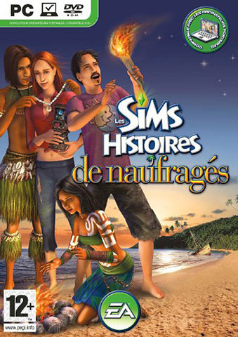 Les Sims - Histoires de naufrages (French Version Only) (PC) PC Game