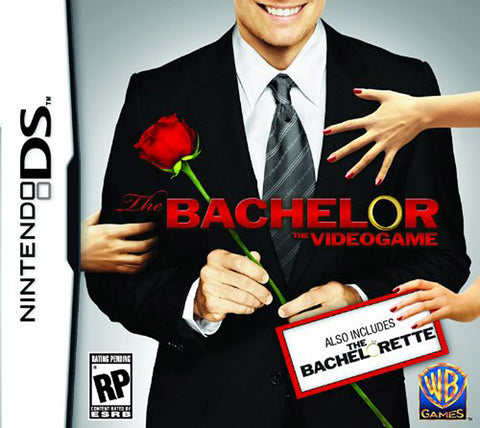 The Bachelor - The Videogame (Bilingual Cover) (DS) DS Game