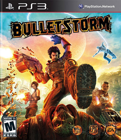 Bulletstorm (PLAYSTATION3) PLAYSTATION3 Game