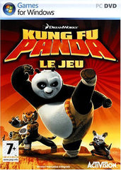 Kung Fu Panda (French Version Only) (PC)