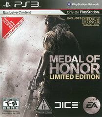 Medal of Honor - Limited Edition (PLAYSTATION3)