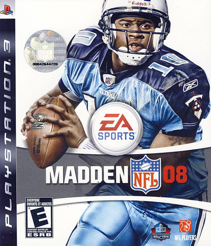 Madden NFL 08 (Bilingual Cover) (PLAYSTATION3) PLAYSTATION3 Game