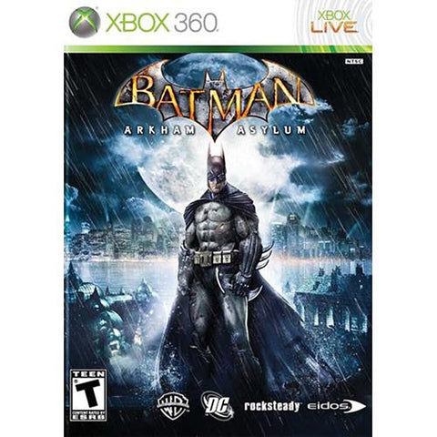 Batman - Arkham Asylum (XBOX360) XBOX360 Game