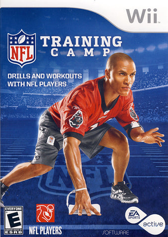 NFL Training Camp (NINTENDO WII) NINTENDO WII Game