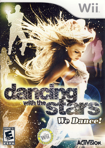 Dancing with the Stars - We Dance! (NINTENDO WII) NINTENDO WII Game