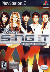 Disney Sing It - Pop Hits (PLAYSTATION2)