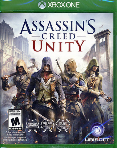 Assassin s Creed - Unity (XBOX ONE) XBOX ONE Game
