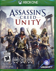 Assassin s Creed - Unity (XBOX ONE)