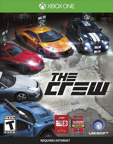The Crew (XBOX ONE) XBOX ONE Game