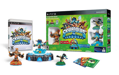 Skylanders SWAP Force Starter Pack (PLAYSTATION3) PLAYSTATION3 Game