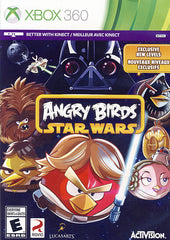 Angry Birds - Star Wars (Bilingual Cover) (XBOX360)