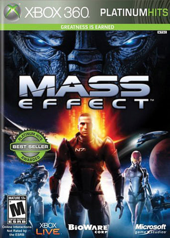 Mass Effect (XBOX360) XBOX360 Game
