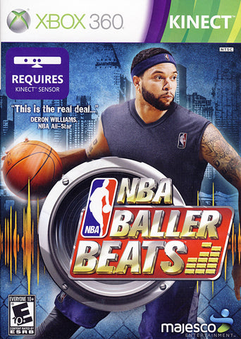 NBA Baller Beats (Game Only) (Kinect) (XBOX360) XBOX360 Game