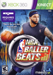 NBA Baller Beats (Game Only) (Kinect) (XBOX360)