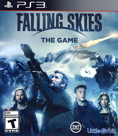 Falling Skies - The Game (Trilingual Cover) (PLAYSTATION3) PLAYSTATION3 Game