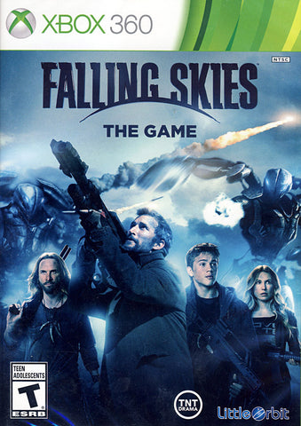 Falling Skies - The Game (Trilingual Cover) (XBOX360) XBOX360 Game