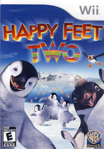 Happy Feet Two (2) (Trilingual Cover) (NINTENDO WII) NINTENDO WII Game