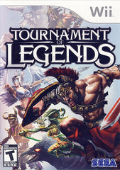 Tournament of Legends (Bilingual Cover) (NINTENDO WII)