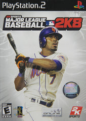 Major League Baseball 2K8 (Bilingual Cover) (PLAYSTATION2)