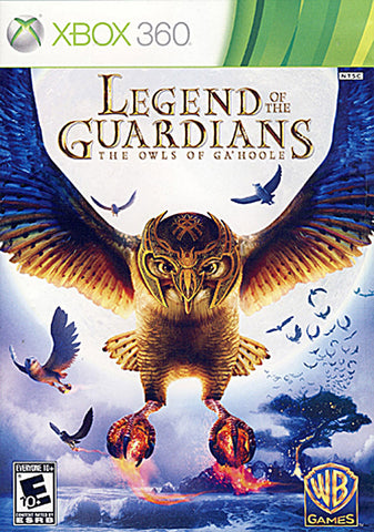 Legend of the Guardians - The Owls of Ga'Hoole (Bilingual Cover) (XBOX360) XBOX360 Game