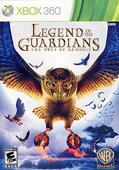Legend of the Guardians - The Owls of Ga'Hoole (Bilingual Cover) (XBOX360)