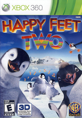 Happy Feet Two (2) (Trilingual Cover) (XBOX360) XBOX360 Game