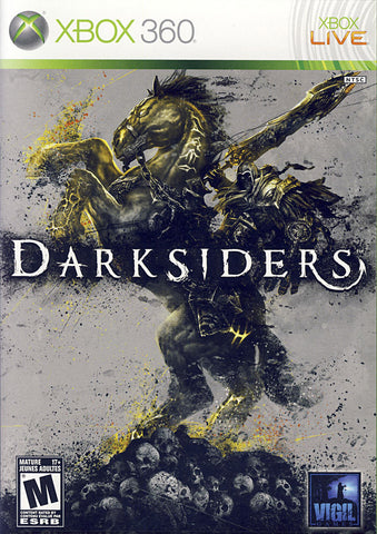Darksiders (Bilingual Cover) (XBOX360) XBOX360 Game