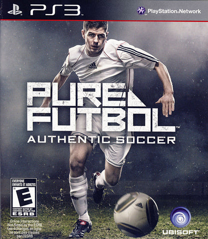 Pure Futbol - Authentic Soccer (Bilingual Cover) (PLAYSTATION3) PLAYSTATION3 Game
