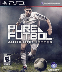 Pure Futbol - Authentic Soccer (Bilingual Cover) (PLAYSTATION3)