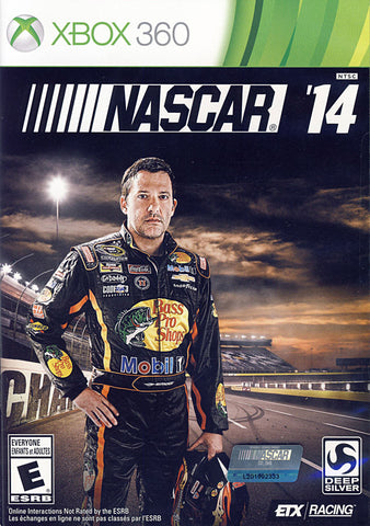 Nascar 14 (Bilingual Cover) (XBOX360) XBOX360 Game