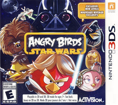 Angry Birds - Star Wars (Bilingual Cover) (3DS)