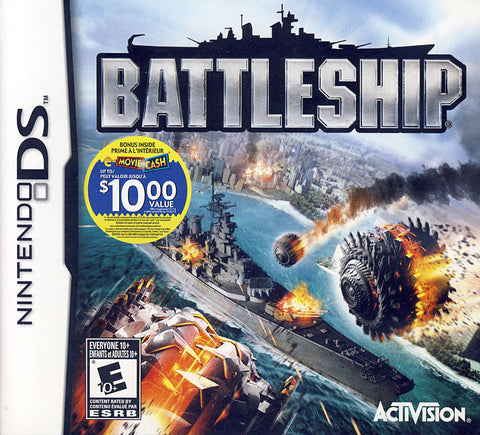 Battleship (Bilingual Cover) (DS) DS Game