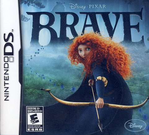 Brave (Bilingual Cover) (DS) DS Game