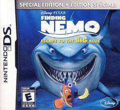 Finding Nemo - Escape To The Big Blue (Special Edition) (Bilingual Cover) (DS)