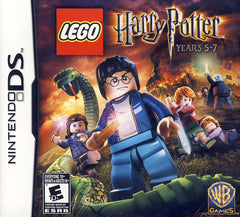 LEGO Harry Potter - Years 5-7 (Trilingual Cover) (DS)
