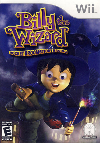 Billy The Wizard (Bilingual Cover) (NINTENDO WII) NINTENDO WII Game