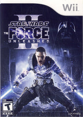 Star Wars - The Force Unleashed II (2) (Bilingual Cover) (NINTENDO WII)