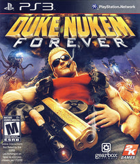 Duke Nukem Forever (Bilingual Cover) (PLAYSTATION3)