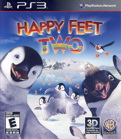 Happy Feet Two (2) (Trilingual Cover) (PLAYSTATION3) PLAYSTATION3 Game