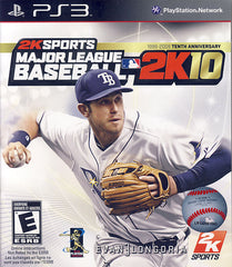 Major League Baseball 2K10 (Bilingual Cover) (PLAYSTATION3)