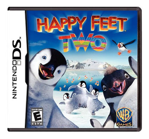 Happy Feet Two (2) (Trilingual Cover) (DS) DS Game